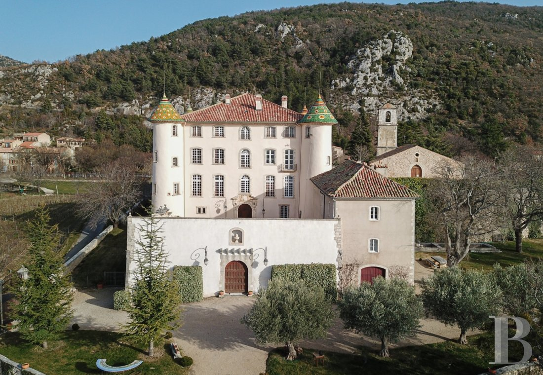 chateaux for sale France provence cote dazur   - 1