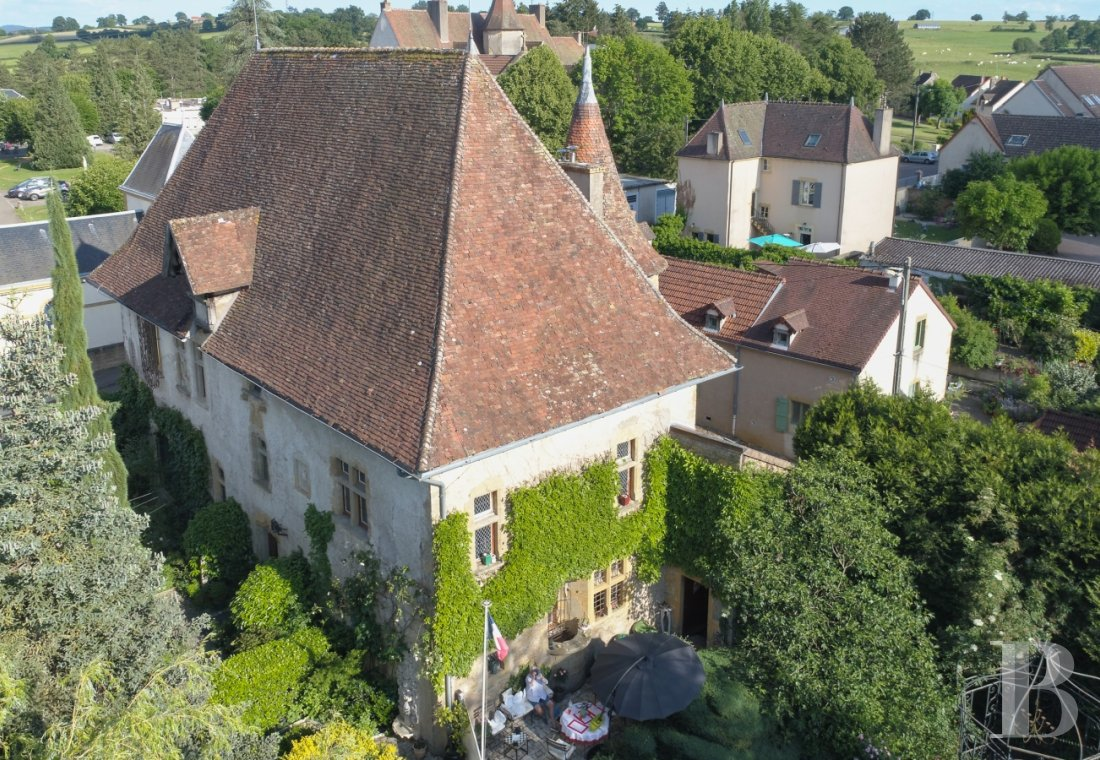 character properties France burgundy   - 1