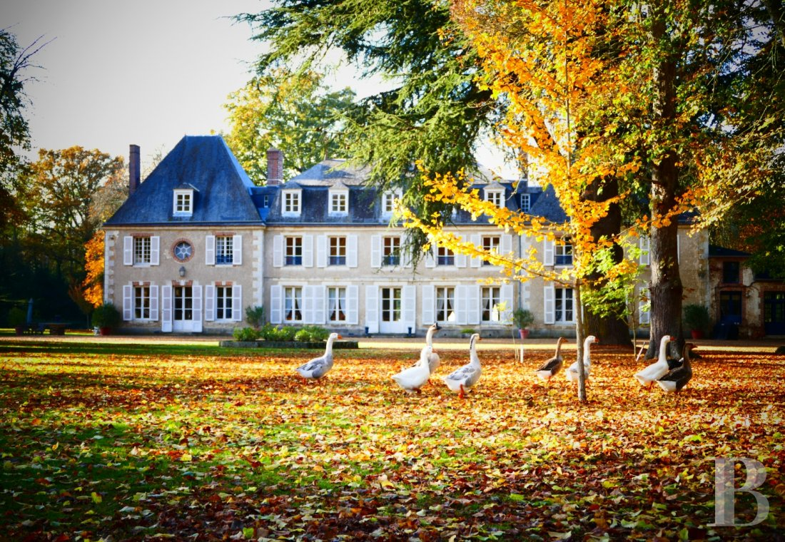 A chateau with an English-style park and vast woods to the north of Châteaudun in Eure-et-Loir - photo  n°2