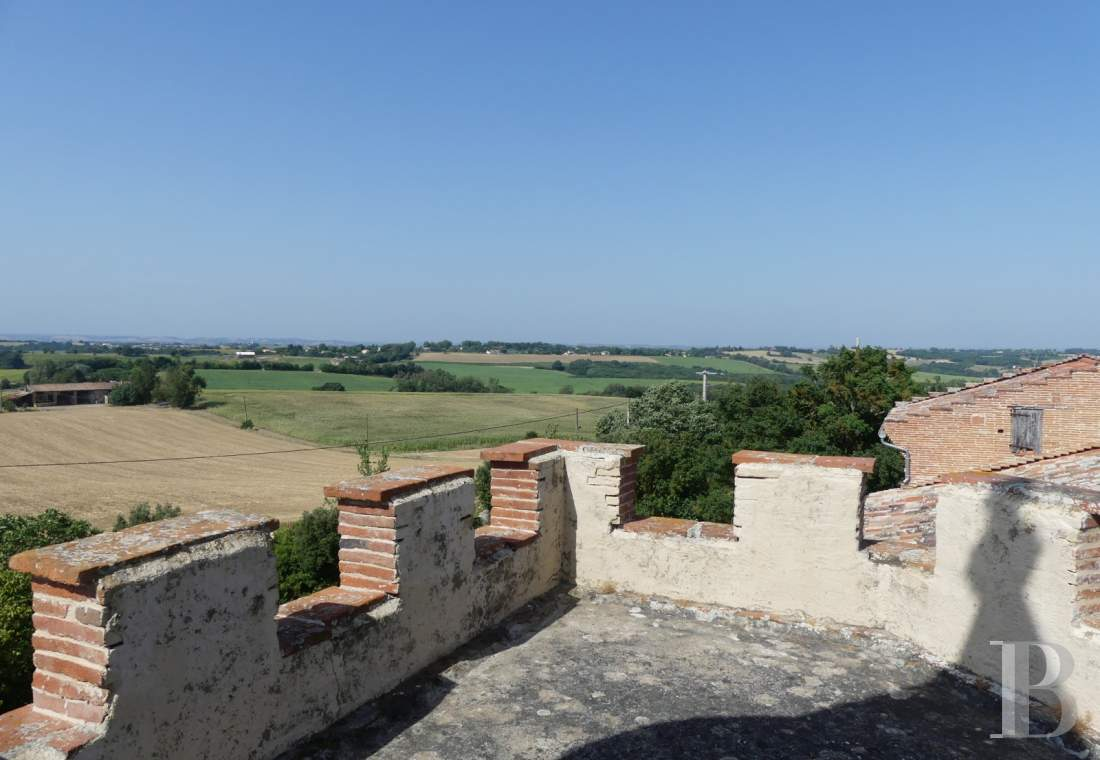 chateaux for sale France midi pyrenees   - 14