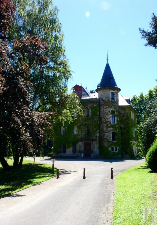 chateaux for sale France rhones alps   - 3