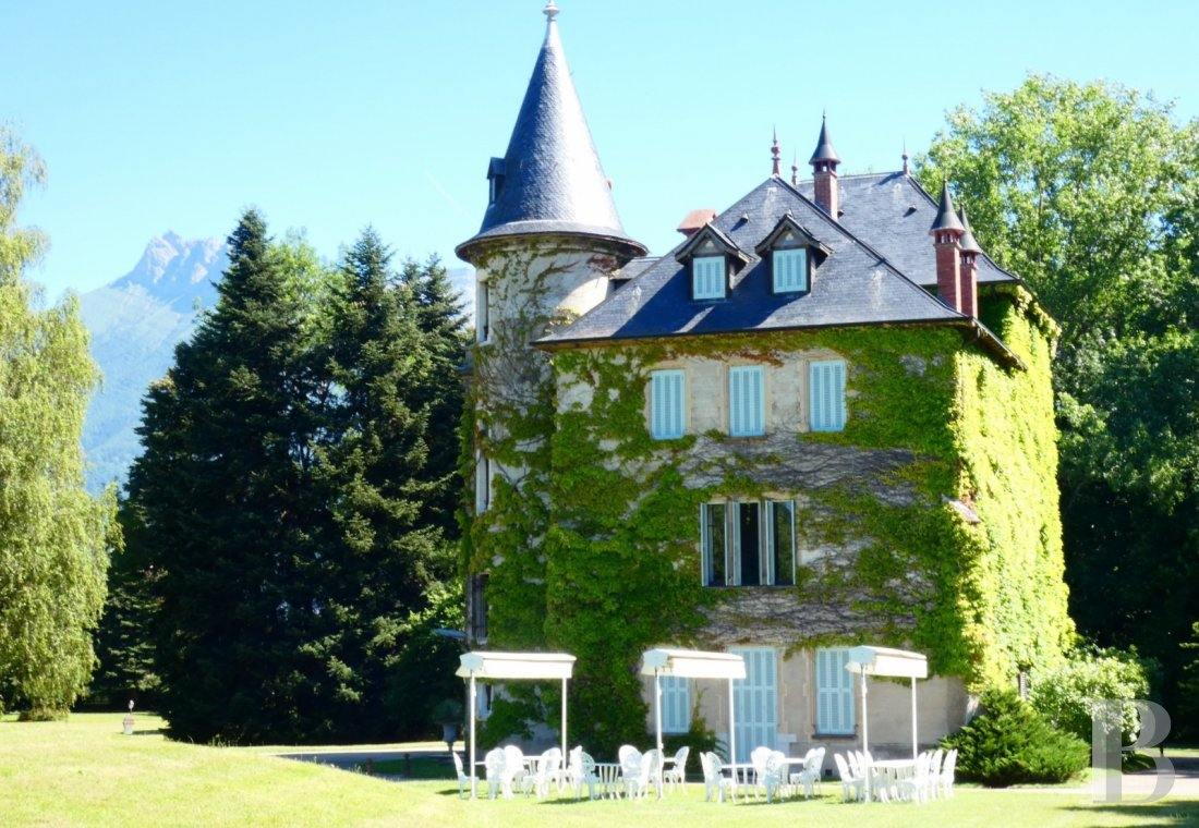 chateaux for sale France rhones alps   - 2