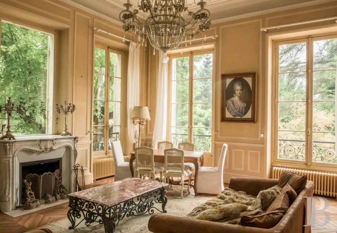 An 18th century estate open for holidays on the banks of the Yonne, to the south of Auxerre - photo  n°6