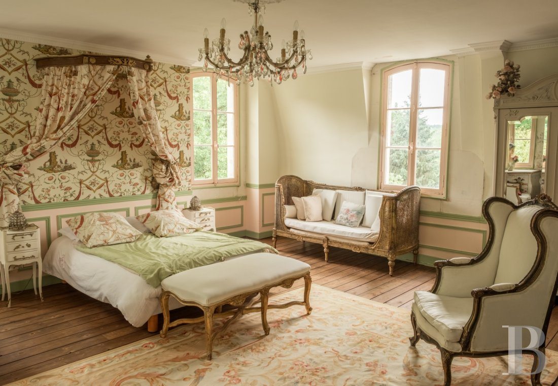 An 18th century estate open for holidays on the banks of the Yonne, to the south of Auxerre - photo  n°9