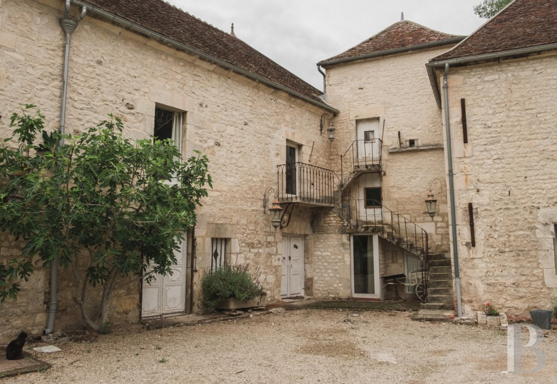 An 18th century estate open for holidays on the banks of the Yonne, to the south of Auxerre - photo  n°23