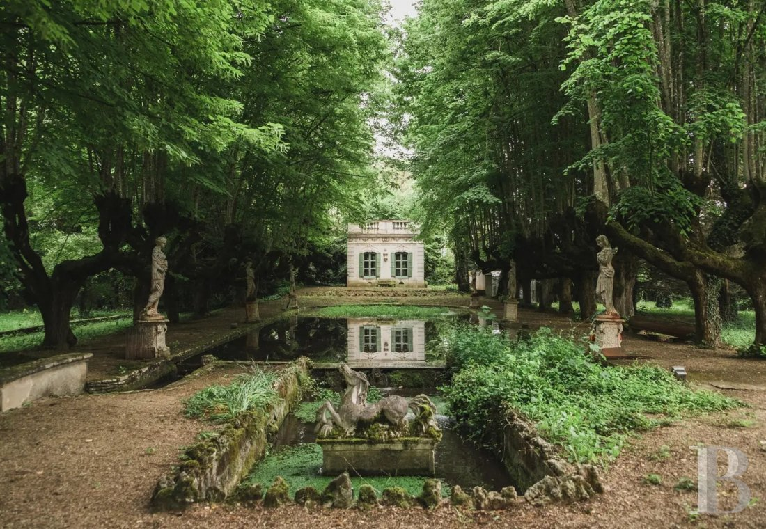 An 18th century estate open for holidays on the banks of the Yonne, to the south of Auxerre - photo  n°20