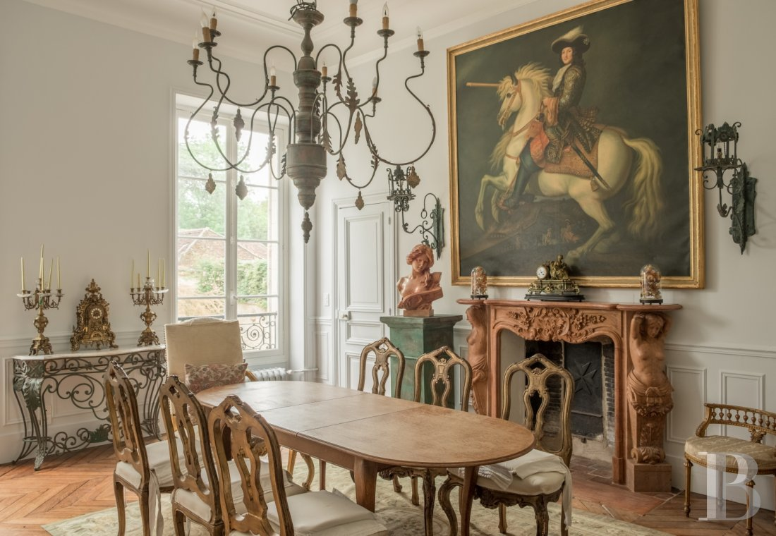 An 18th century estate open for holidays on the banks of the Yonne, to the south of Auxerre - photo  n°4