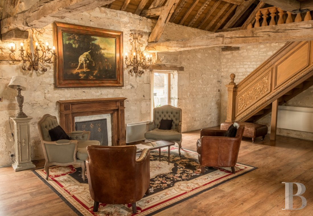 An 18th century estate open for holidays on the banks of the Yonne, to the south of Auxerre - photo  n°37