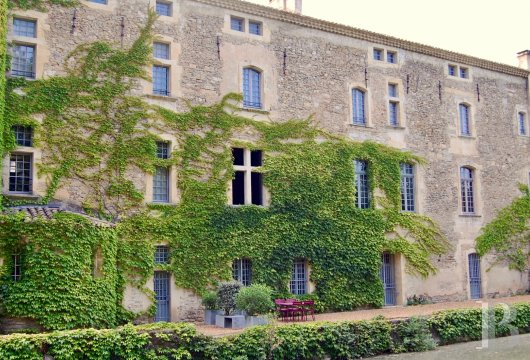 chateaux for sale France languedoc roussillon   - 14