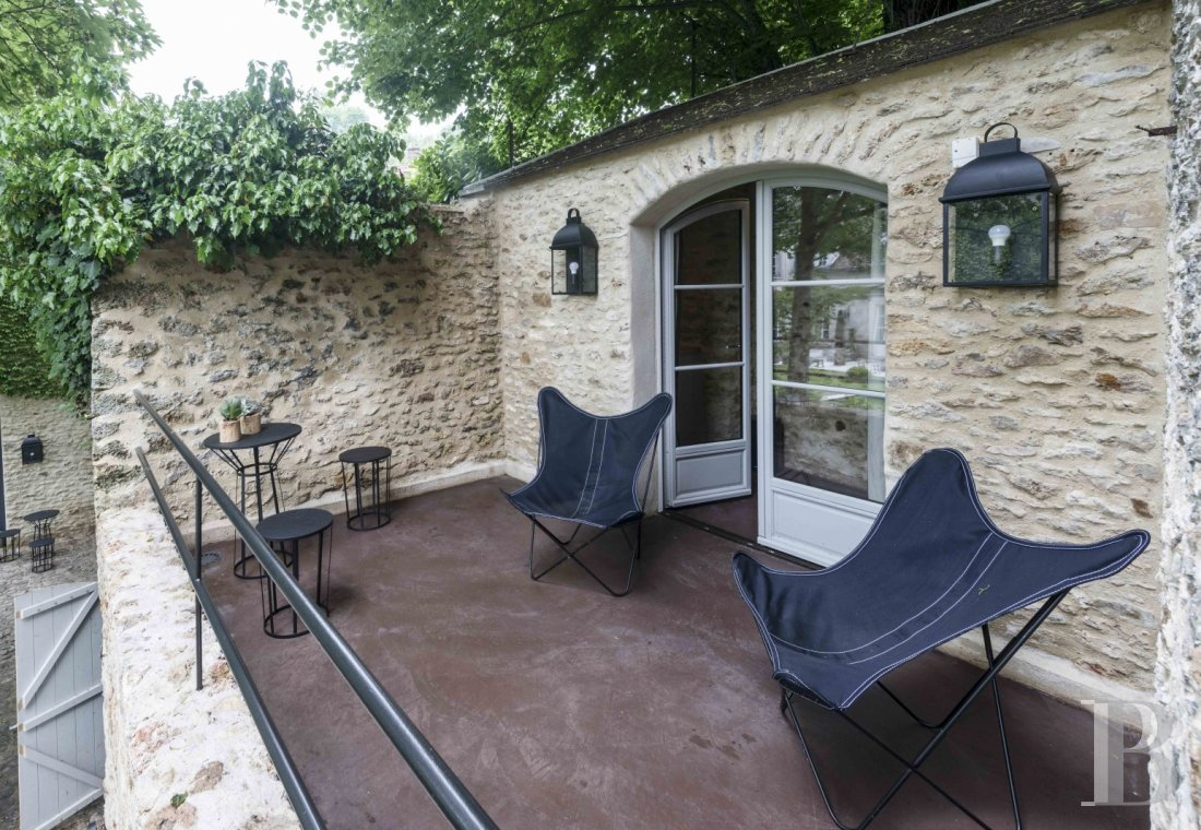 A classic and elegant house for relaxing weekends, family gatherings and important meetings just 50 kilometres from Paris  - photo  n°24