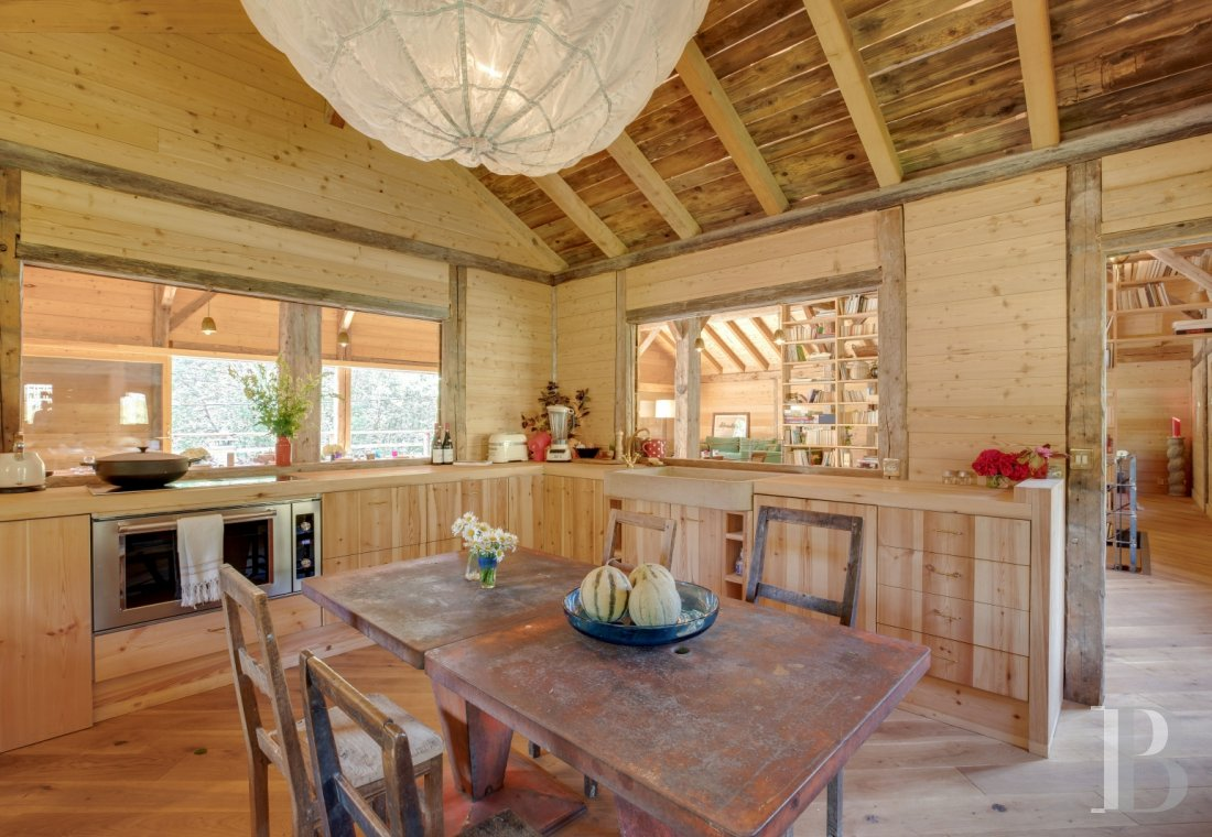 An 18th century farmhouse for large families or groups of friends  in the Channel valley, near Morzine - photo  n°13