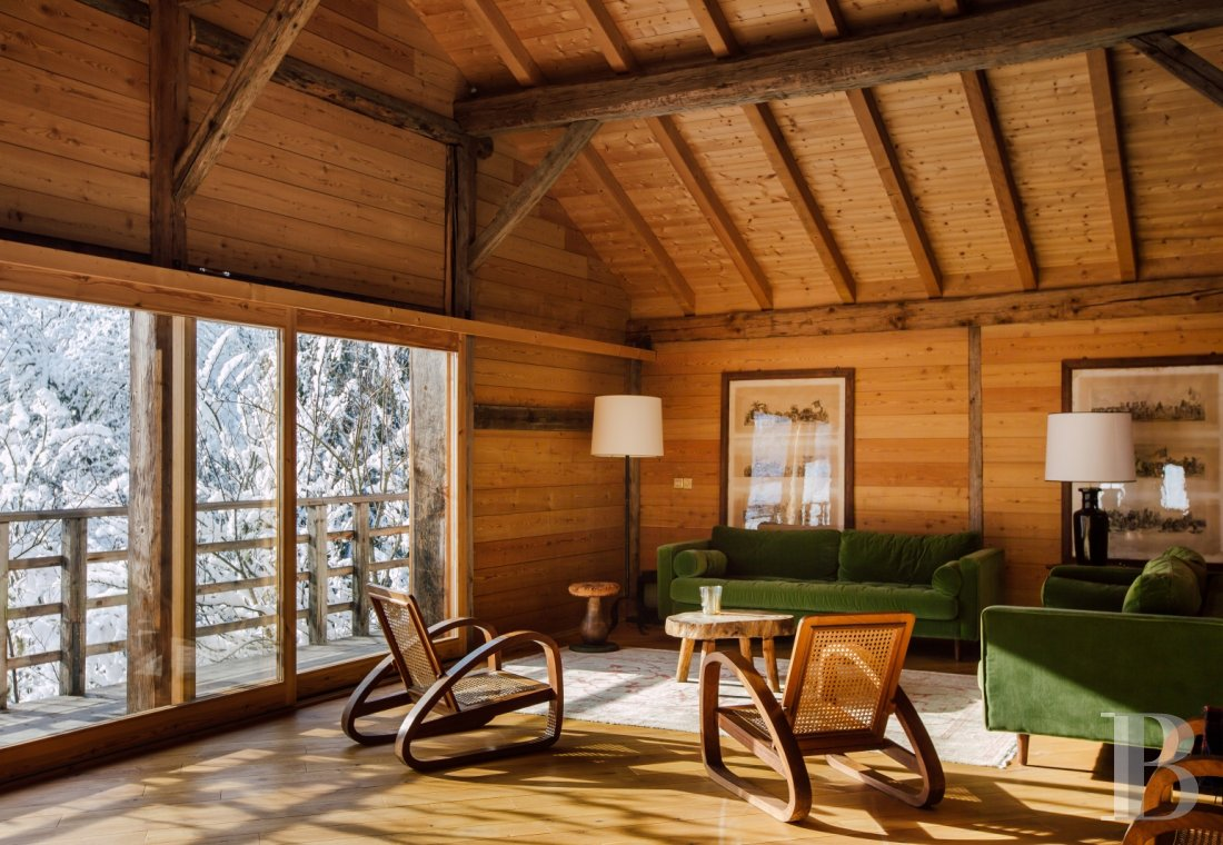 An 18th century farmhouse for large families or groups of friends  in the Channel valley, near Morzine - photo  n°8