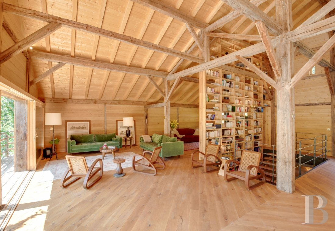An 18th century farmhouse for large families or groups of friends  in the Channel valley, near Morzine - photo  n°9