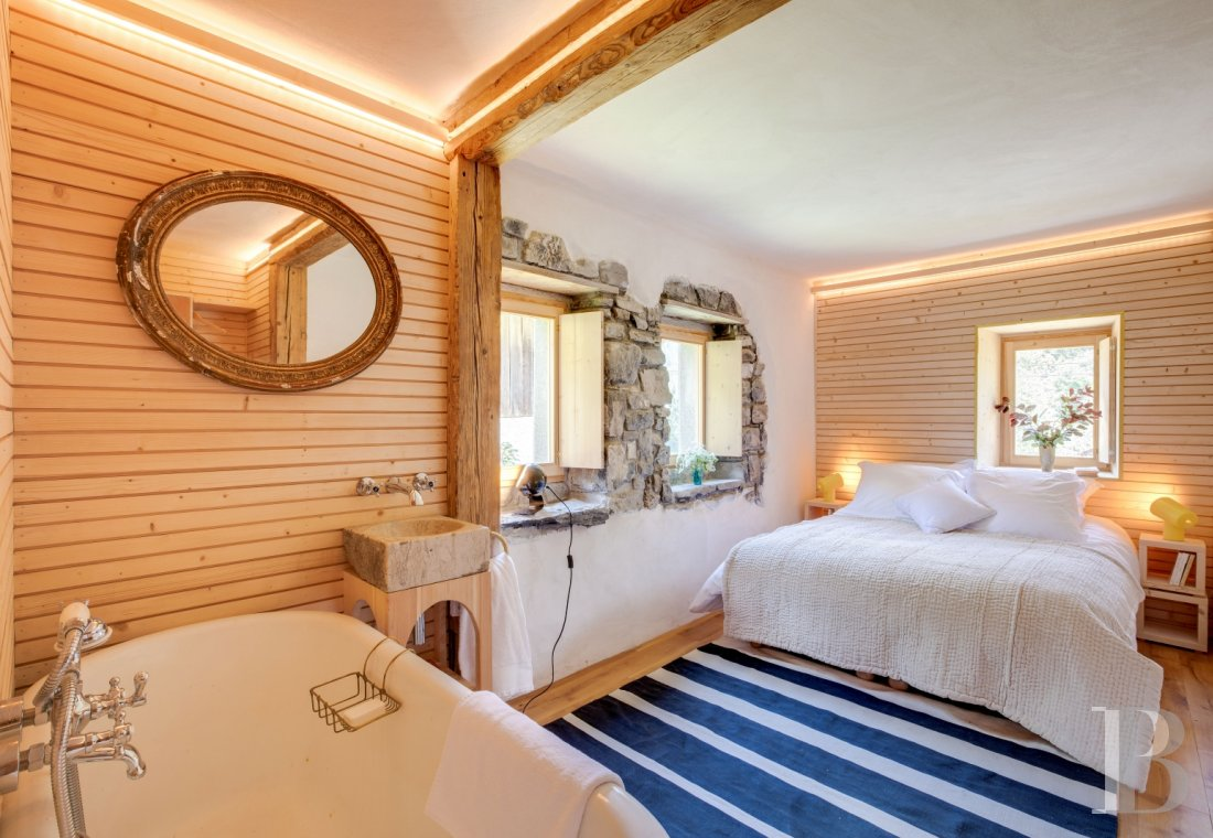 An 18th century farmhouse for large families or groups of friends  in the Channel valley, near Morzine - photo  n°14