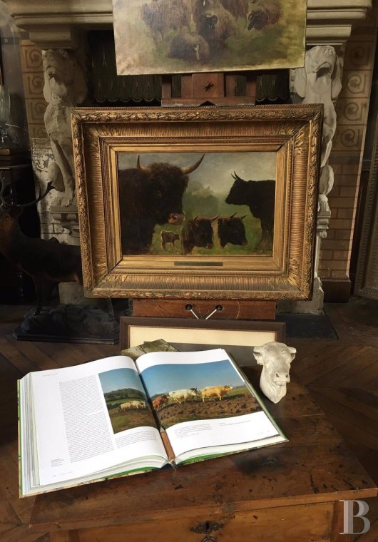 The Rosa Bonheur chateau filled with memories of the artist  at the edge of the Fontainebleau forest  - photo  n°22