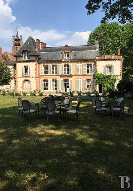 The Rosa Bonheur chateau filled with memories of the artist  at the edge of the Fontainebleau forest  - photo  n°3