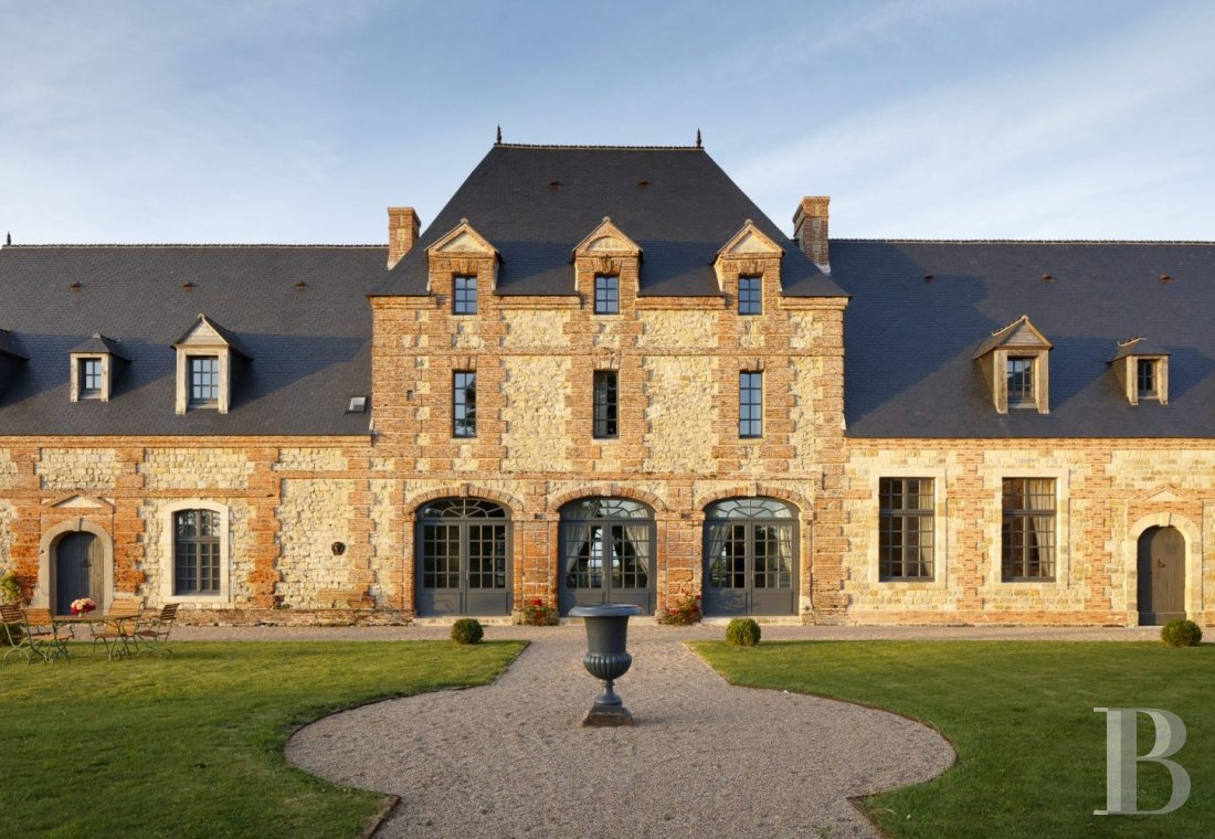 An old 17th century estate near the landing beaches in Cotentin, between Saint-Lô and Cherbourg - photo  n°30