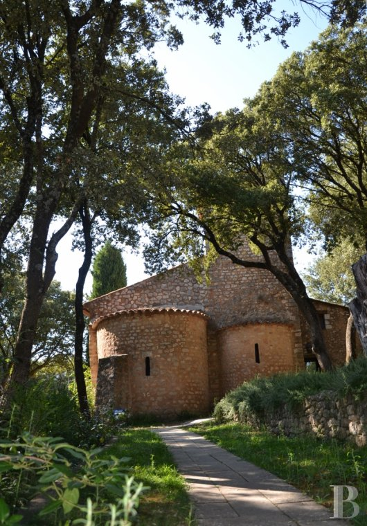 monastery for sale France provence cote dazur   - 7