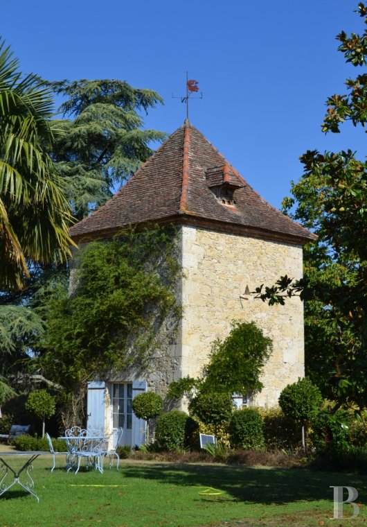 chateaux for sale France aquitaine   - 18