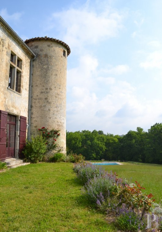 chateaux for sale France aquitaine castles chateaux - 3