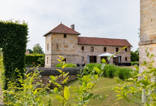 chateaux for sale France lorraine manors for - 6