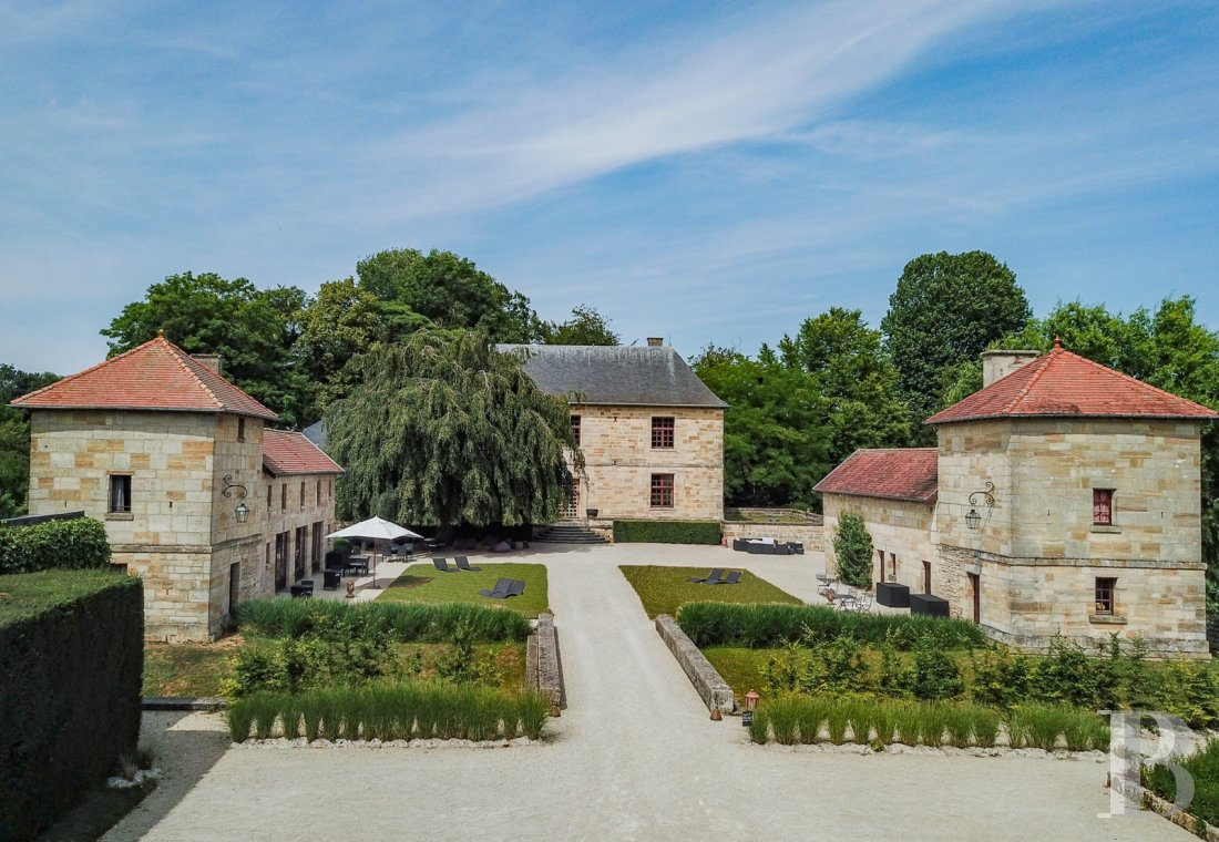 chateaux for sale France lorraine manors for - 1