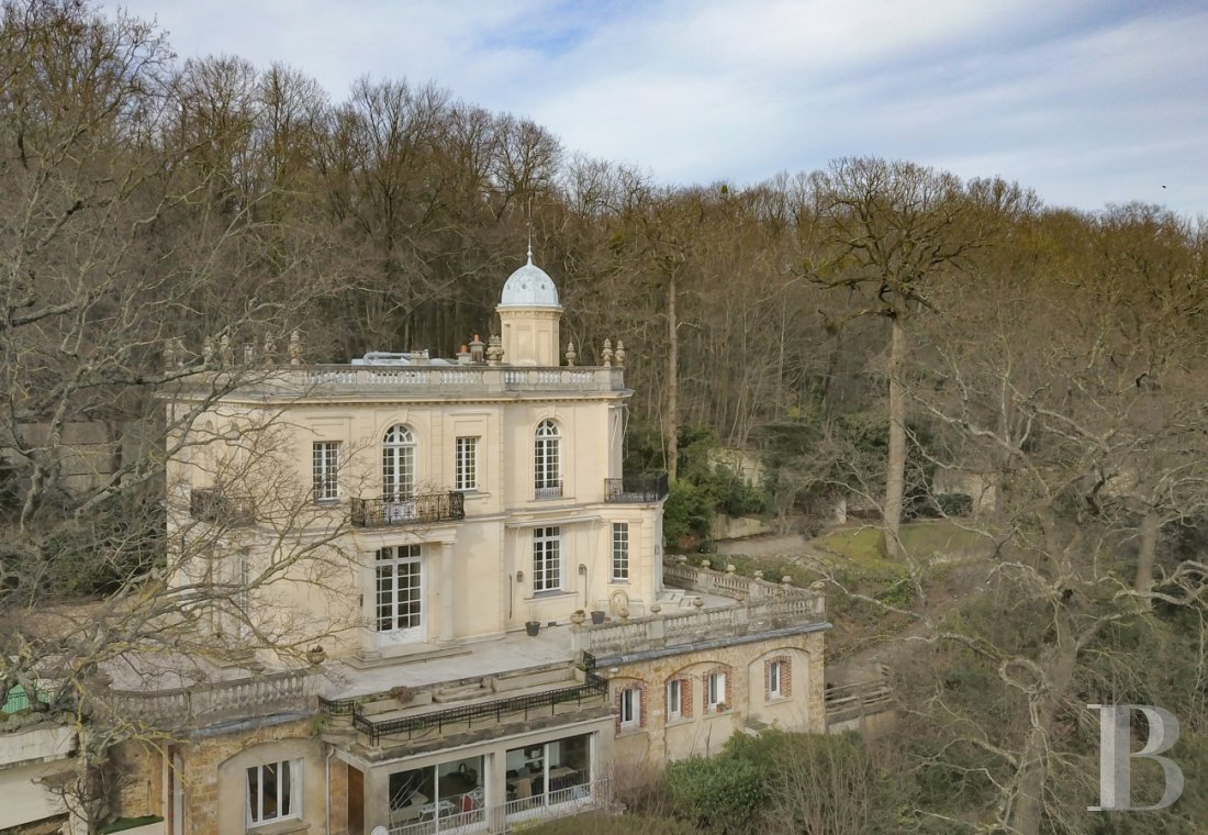 mansion houses for sale paris   - 1