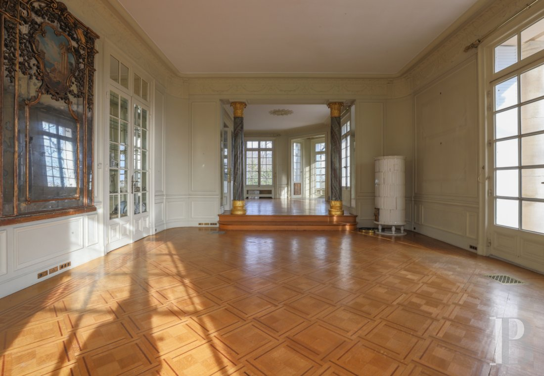 mansion houses for sale paris   - 6