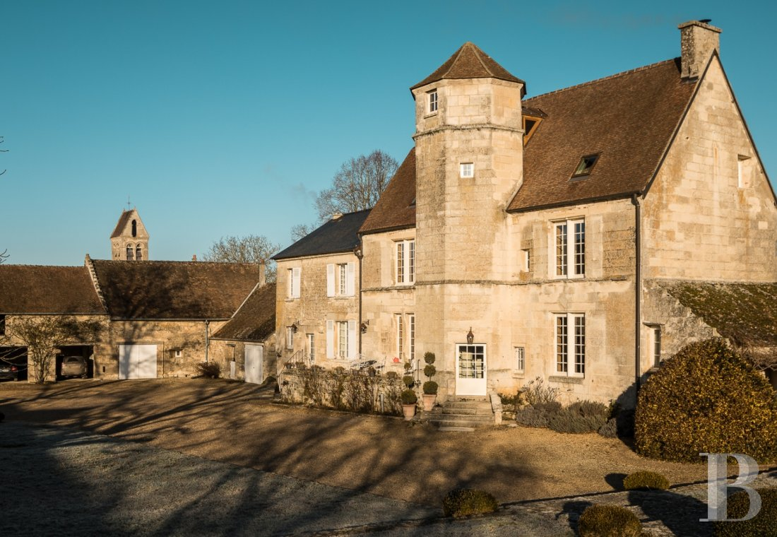 A Renaissance manor entirely devoted to holidays in a village in Aisne, to the north-west of Villers-Cotterêts - photo  n°10