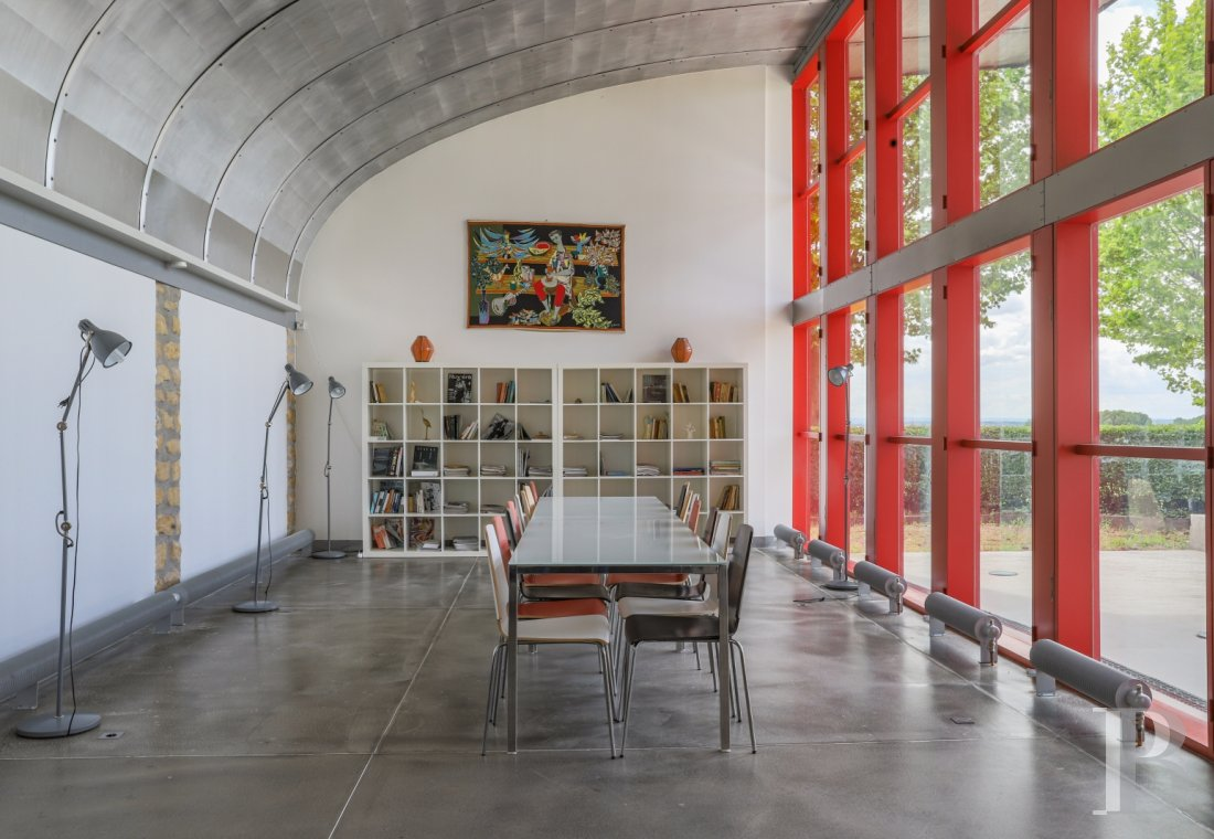 A former aerodrome clubhouse built by Prouvé and Le Corbusier in Meurthe-et-Moselle - photo  n°8