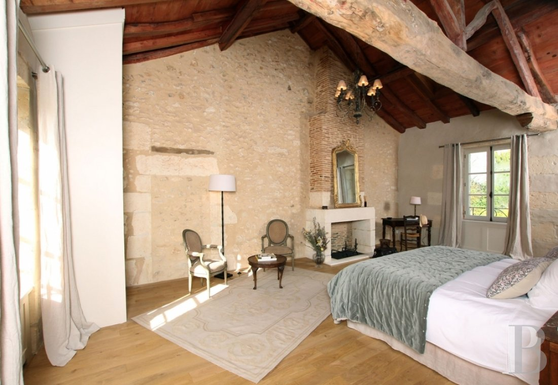 A 16th century mansion now serving as a guest housein the Périgord, not far from Bergerac - photo  n°14