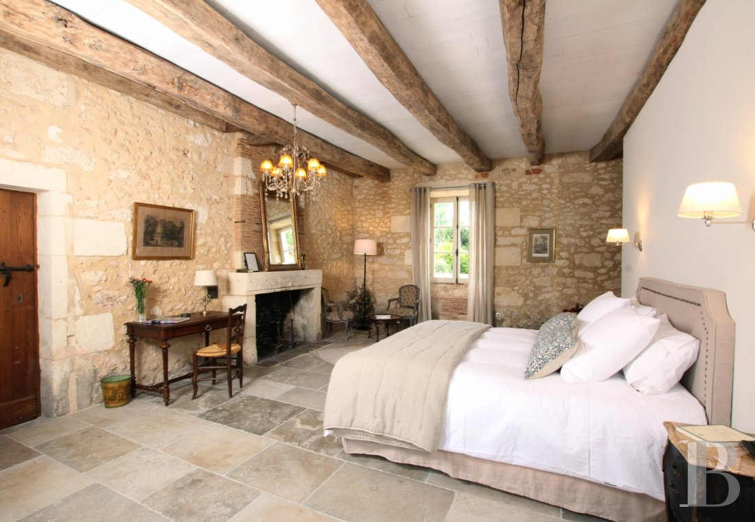 A 16th century mansion now serving as a guest housein the Périgord, not far from Bergerac - photo  n°17