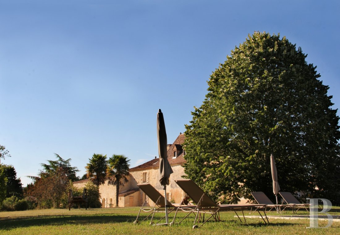 A 16th century mansion now serving as a guest housein the Périgord, not far from Bergerac - photo  n°2