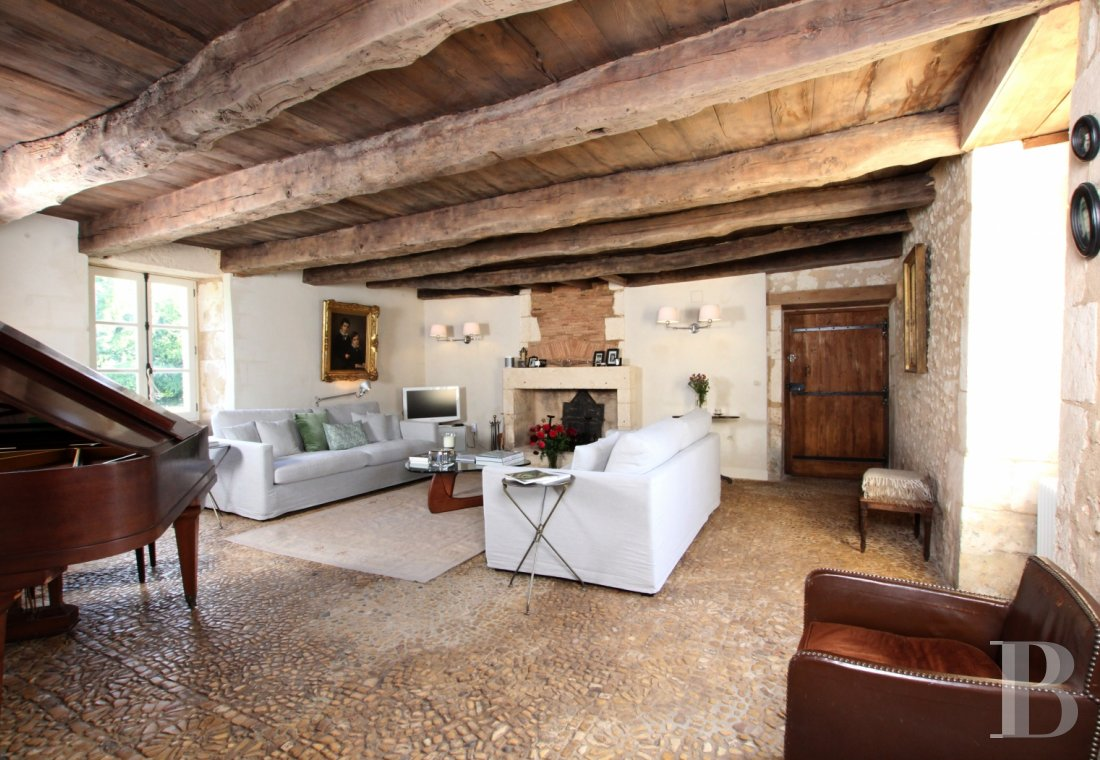 A 16th century mansion now serving as a guest housein the Périgord, not far from Bergerac - photo  n°7