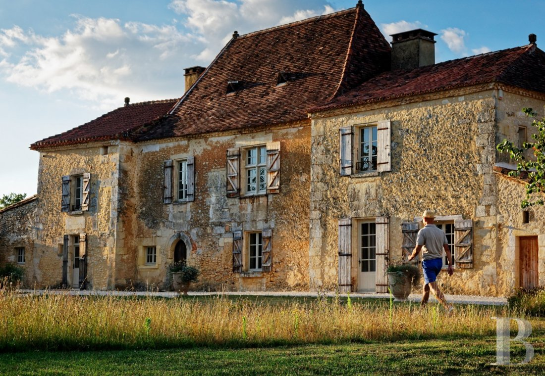 A 16th century mansion now serving as a guest housein the Périgord, not far from Bergerac - photo  n°1