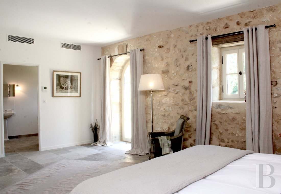 A 16th century mansion now serving as a guest housein the Périgord, not far from Bergerac - photo  n°13