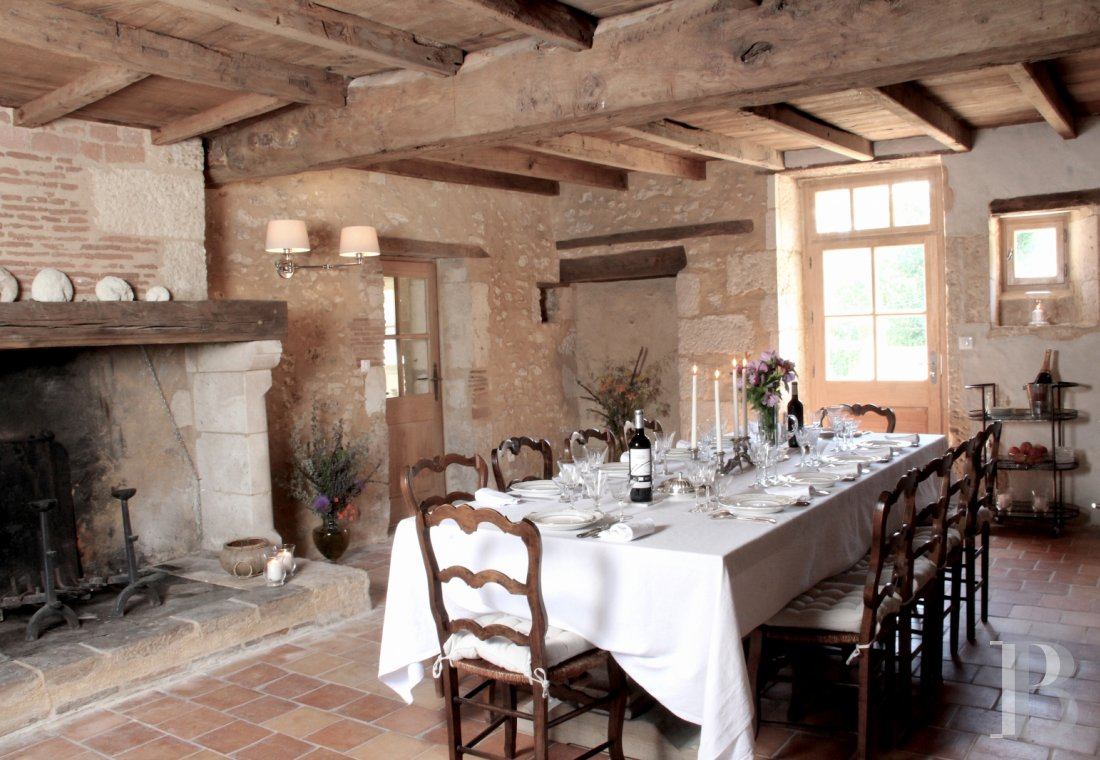 A 16th century mansion now serving as a guest housein the Périgord, not far from Bergerac - photo  n°6