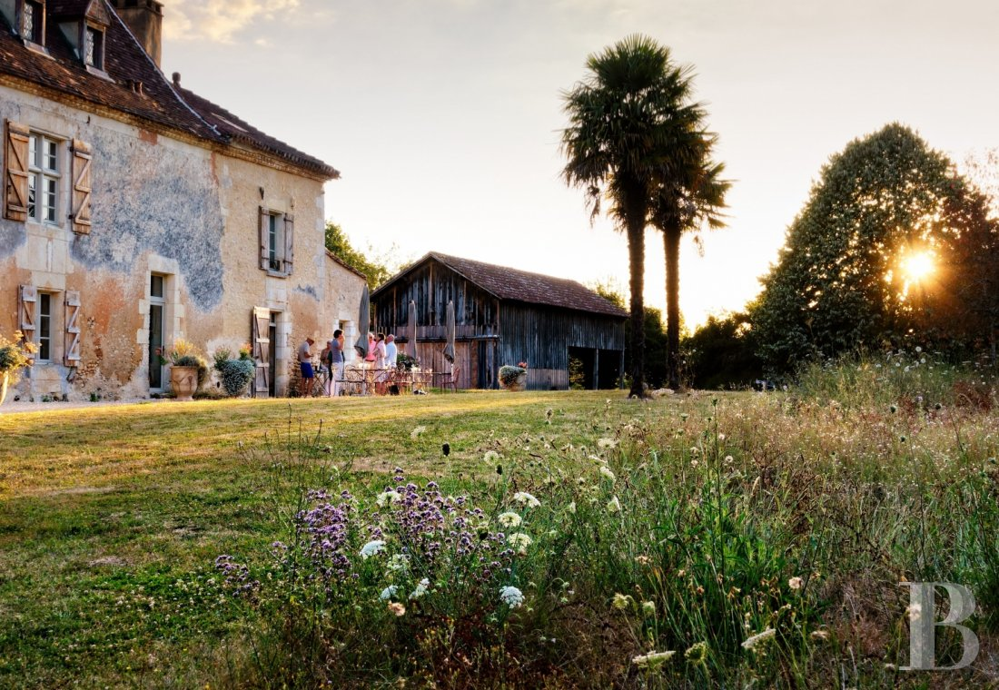 A 16th century mansion now serving as a guest housein the Périgord, not far from Bergerac - photo  n°21