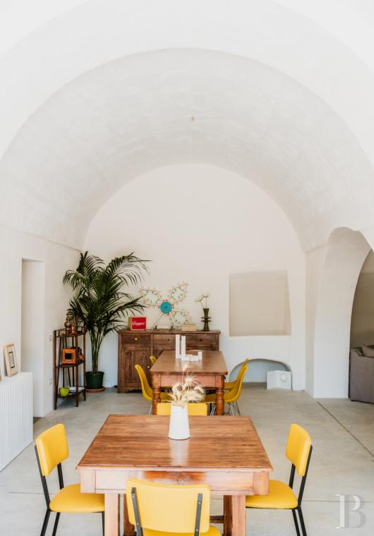 An old patrician-style masseria in Puglia, not far from Massafra - photo  n°12