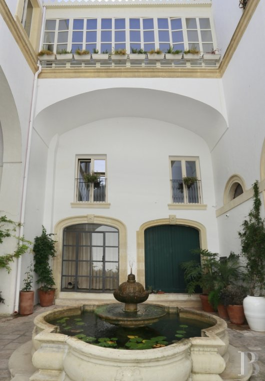 A former palace-monastery converted into a hotel in Nardo, Puglia - photo  n°2