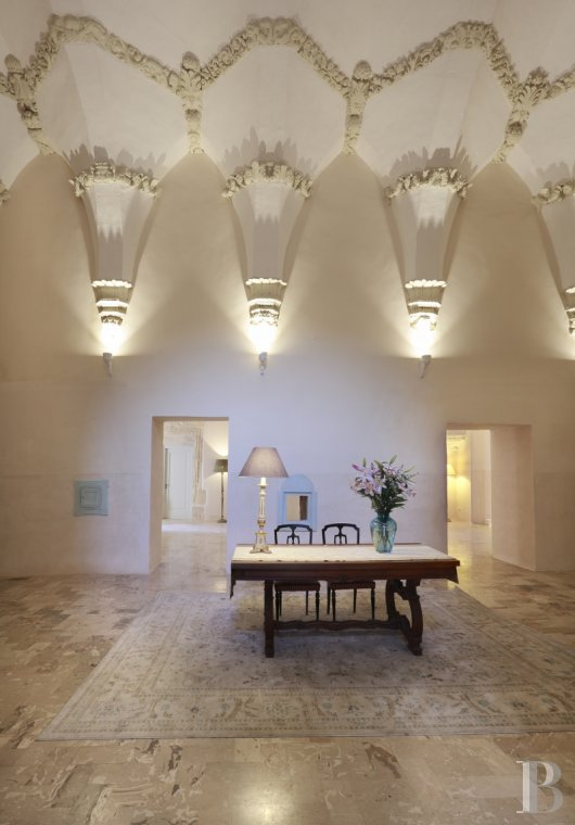 A former palace-monastery converted into a hotel in Nardo, Puglia - photo  n°1