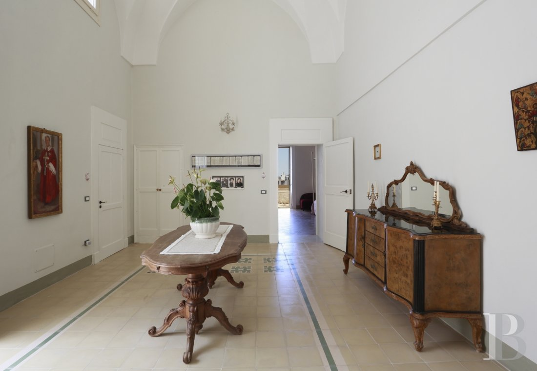 A former palace-monastery converted into a hotel in Nardo, Puglia - photo  n°11