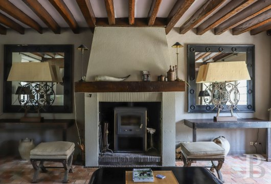 A former water mill at the heart of a vast equestrian estate in the Chevreuse valley - photo  n°10