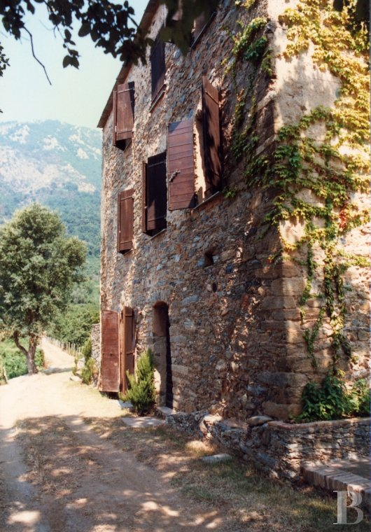 An 18th century house with well-preserved surroundings in Haute-Corse - photo  n°2