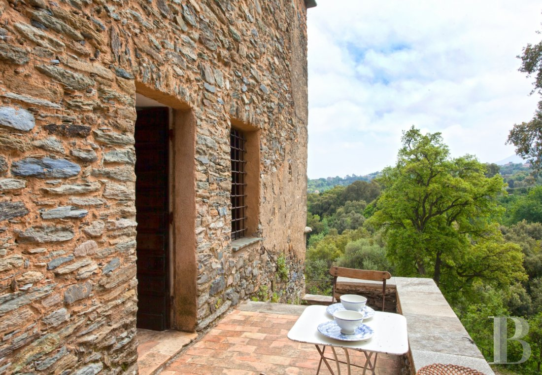 An 18th century house with well-preserved surroundings in Haute-Corse - photo  n°6