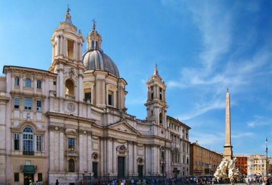 An apartment in a 16th century palazzo very close to Piazza Navona in Rome - photo  n°24