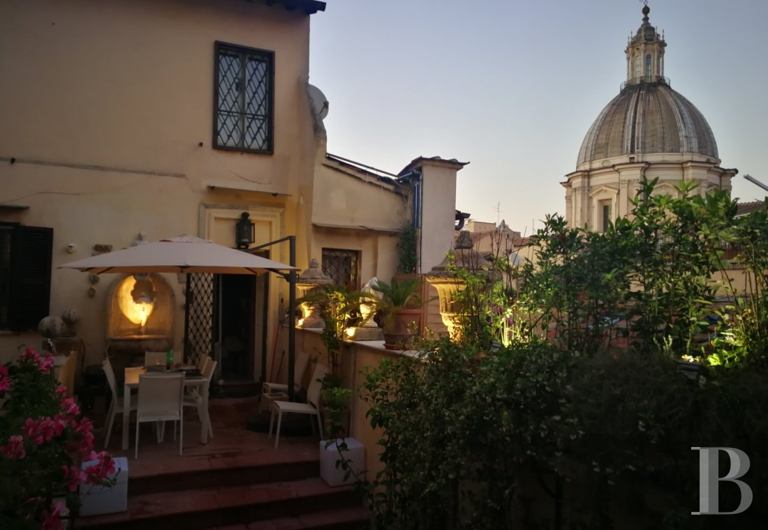 An apartment in a 16th century palazzo very close to Piazza Navona in Rome - photo  n°19