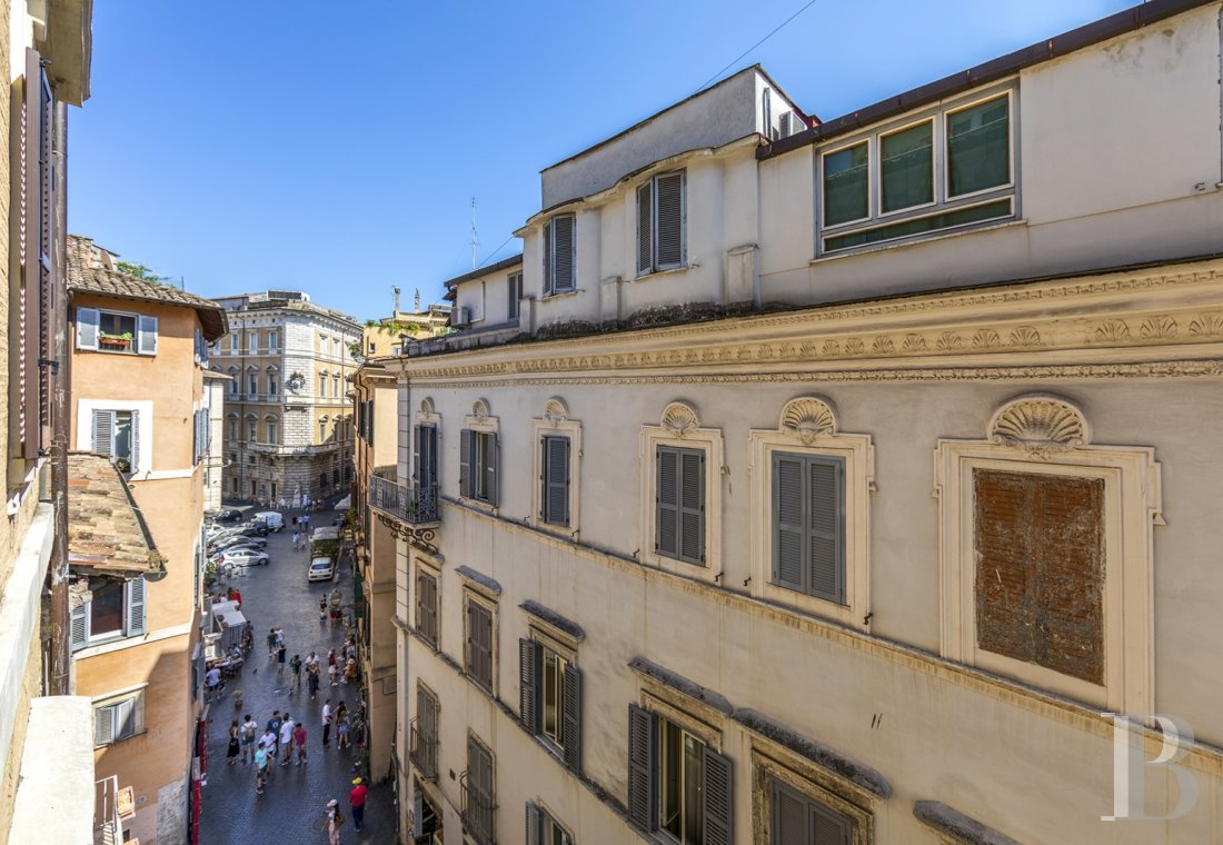 An apartment in a 16th century palazzo very close to Piazza Navona in Rome - photo  n°11