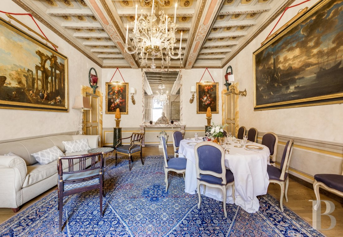 An apartment in a 16th century palazzo very close to Piazza Navona in Rome - photo  n°10