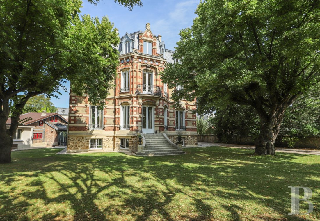 houses for sale paris houses mansion - 1